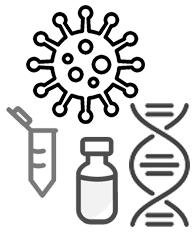 COVID 19 PCR lab